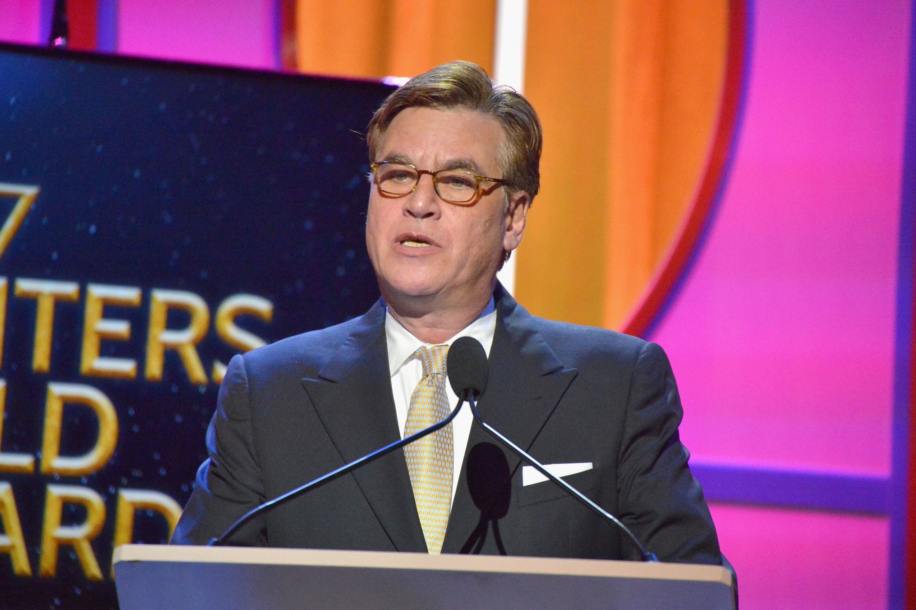 Aaron Sorkin somehow missed the conversation about Hollywood diversity.