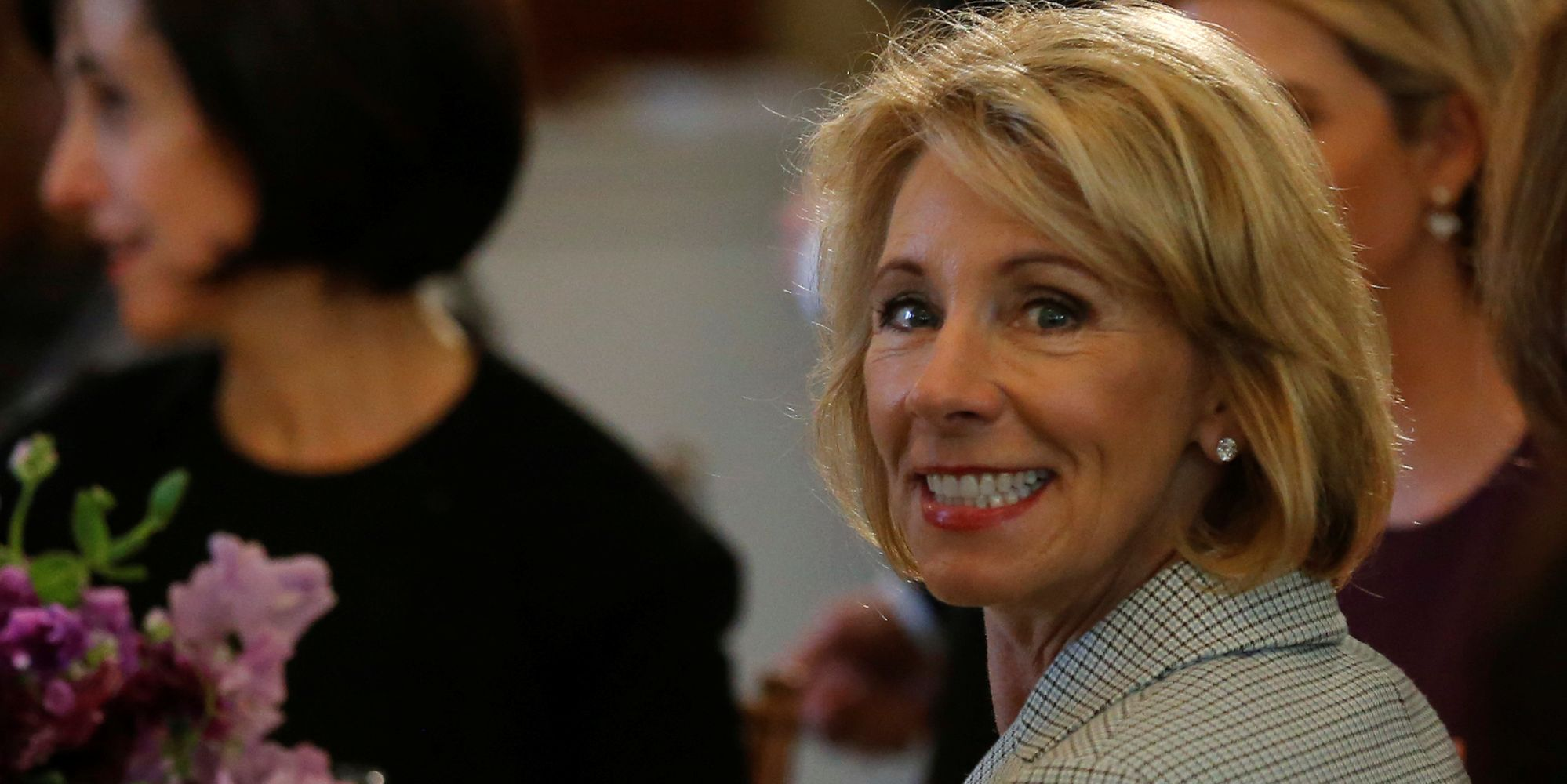 Welcome To The Private Evangelical School Of Betsy DeVos' Dreams