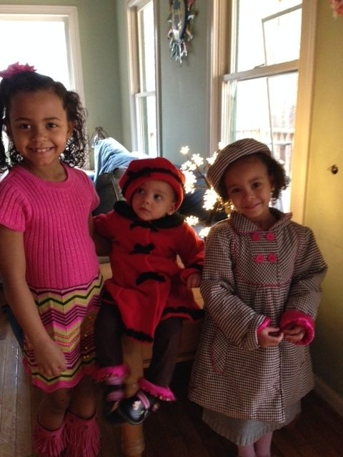<i>The adoption of three children from foster care only brings more love to the DeGarmo house!</i>