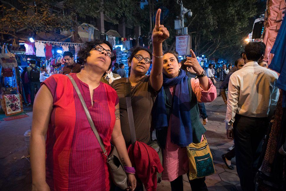 """""""Indu, Ponni & Deepti,"""" 2017. Courtesy sepiaEYE."""