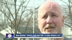 Local Racist Clears Up Any Confusion About The Meaning Of 'White Lives