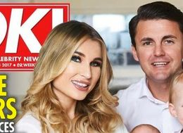 Billie Faiers Introduces Newborn Son To The World And Reveals His Name