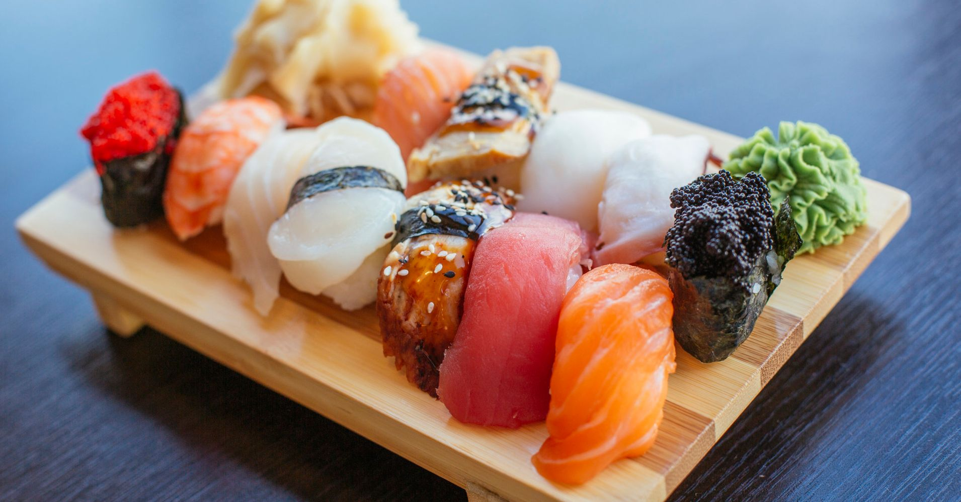 There 39 s a good chance your sushi was made with previously for Frozen fish for sushi