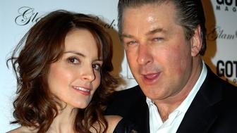 NEW YORK - FEBRUARY 12:  Actress Tina Fey and Actor Alec Baldwin attend Gotham Magazine's 8th Annual Gala on February 12, 2008 in New York City, New York.  (Photo by Shane Gritzinger/FilmMagic)