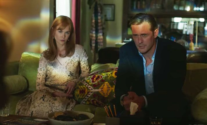 Nicole Kidman Is Haunted By Those 'Big Little Lies' Therapy Scenes,
