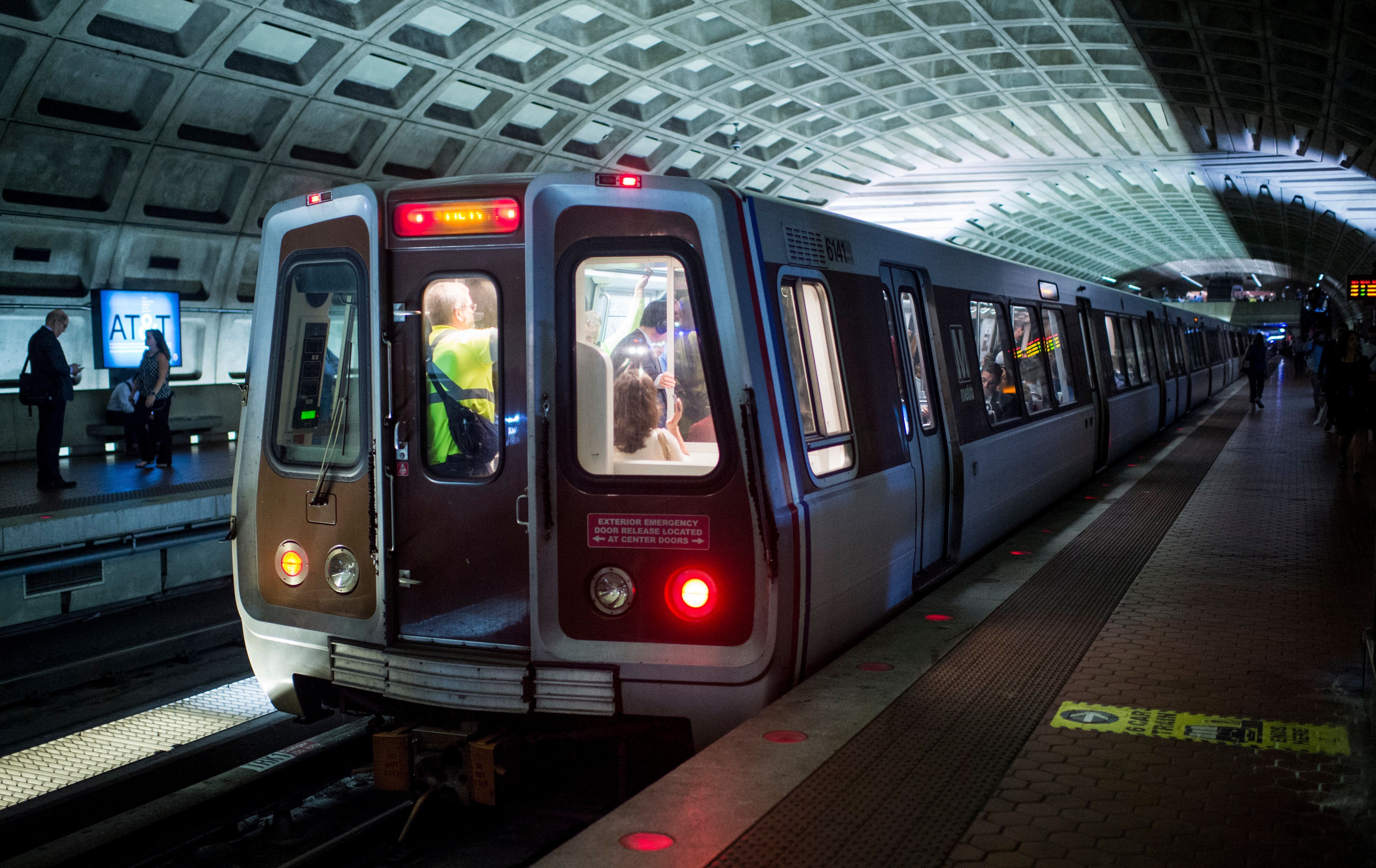 Moore wants to save 86 Metro cars from one of the decommissioned fleets. Each car would yield a pair of 560-square-foot,