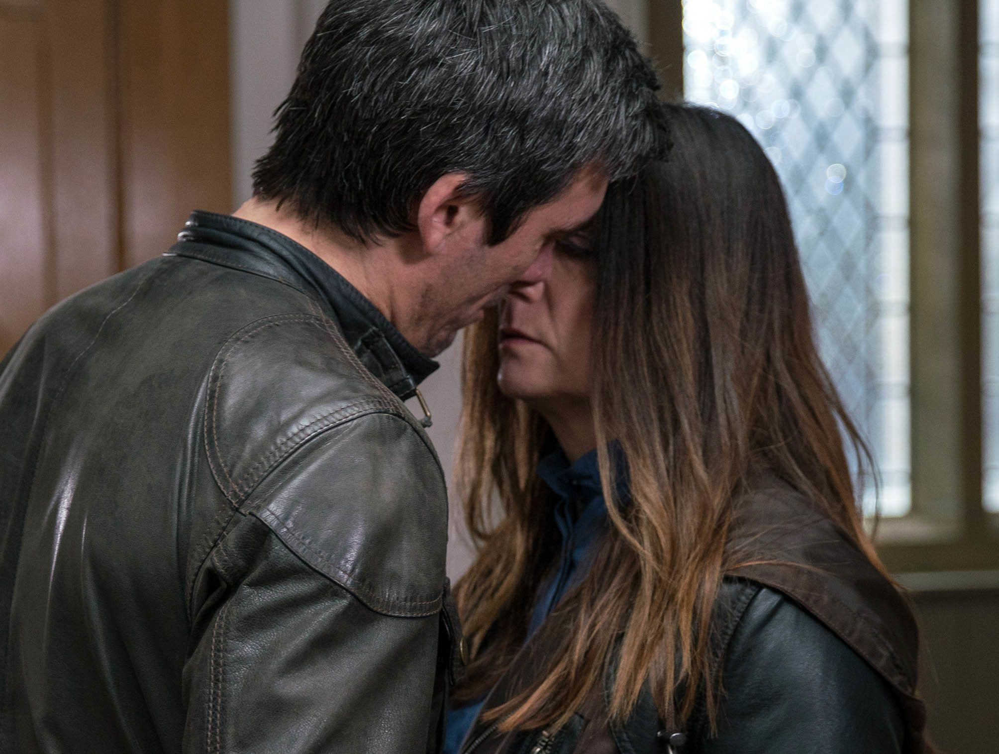 Yes, Emmerdale's Cain Dingle And Vicar Harriet Actually Just