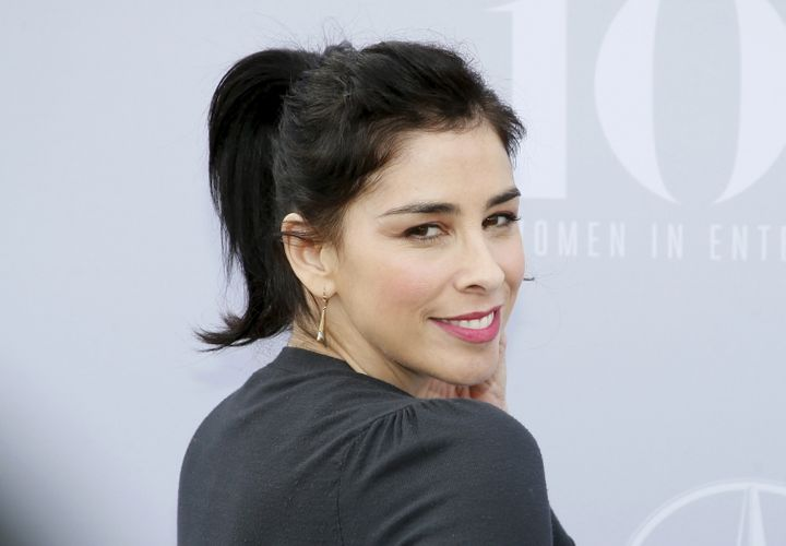 """Don't expect Sarah Silverman to pull any punches in her upcomingshow, """"I Love You, America."""""""
