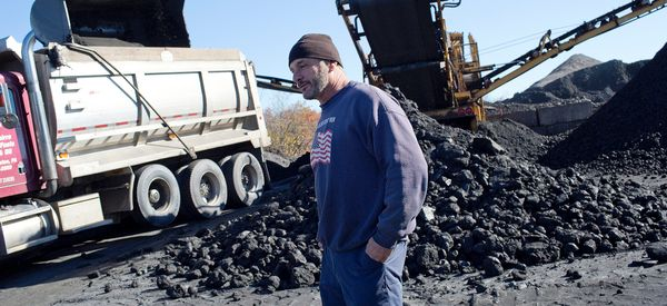 Coal Executive Admits Donald Trump Can't Single-Handedly Save The Industry