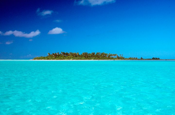 Hello, paradise!
