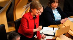 Scotland's Parliament Backs New Independence