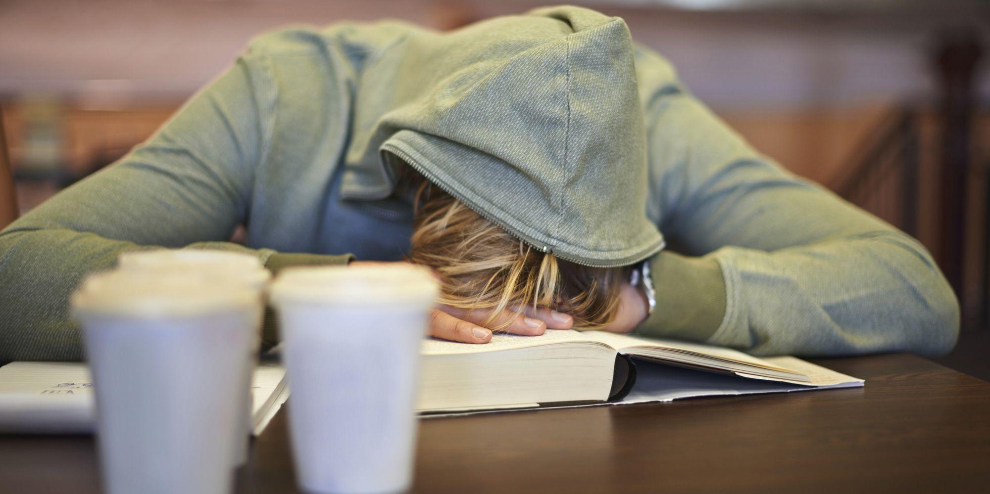 On Teen Sleep Loss 31