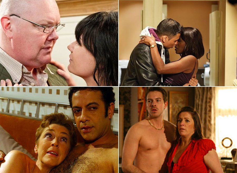 How Many Of These Super Unexpected Soap Romances Can You