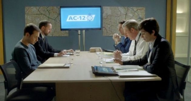 Line of Duty's interview scenes are very long and notoriously challenging to