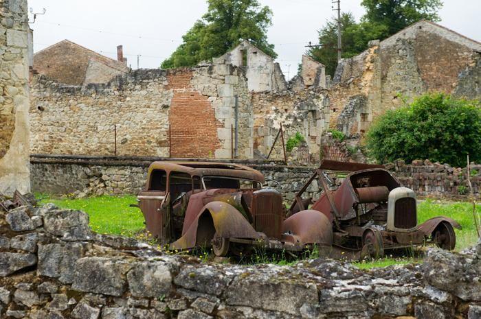 <strong>Oradour-sur-Glane, France</strong>