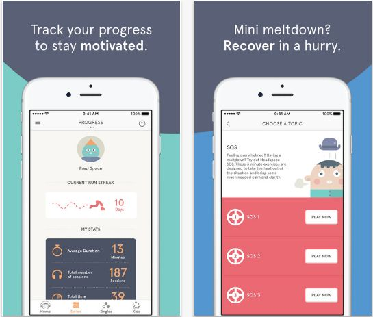 """The <a href=""""https://www.headspace.com/how-it-works"""" target=""""_blank"""">Headspace</a> meditation app calls itself a """"gym members"""