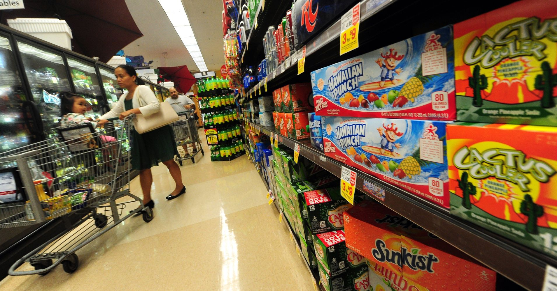 Undocumented Workers Get Food Assistance