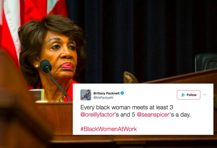Maxine Waters Is Boycotting All Trump Events & Sticking To Her Principles