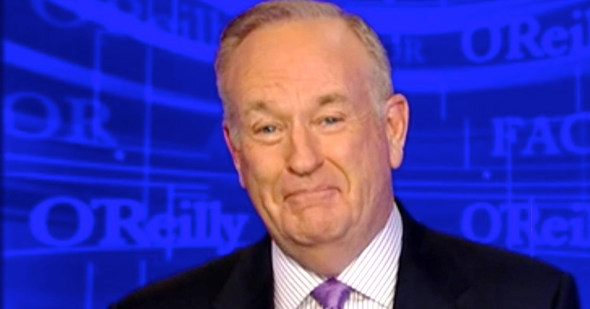 Watch Bill O'Reilly Snicker While 'Apologizing' For Mocking Maxine Waters |  HuffPost