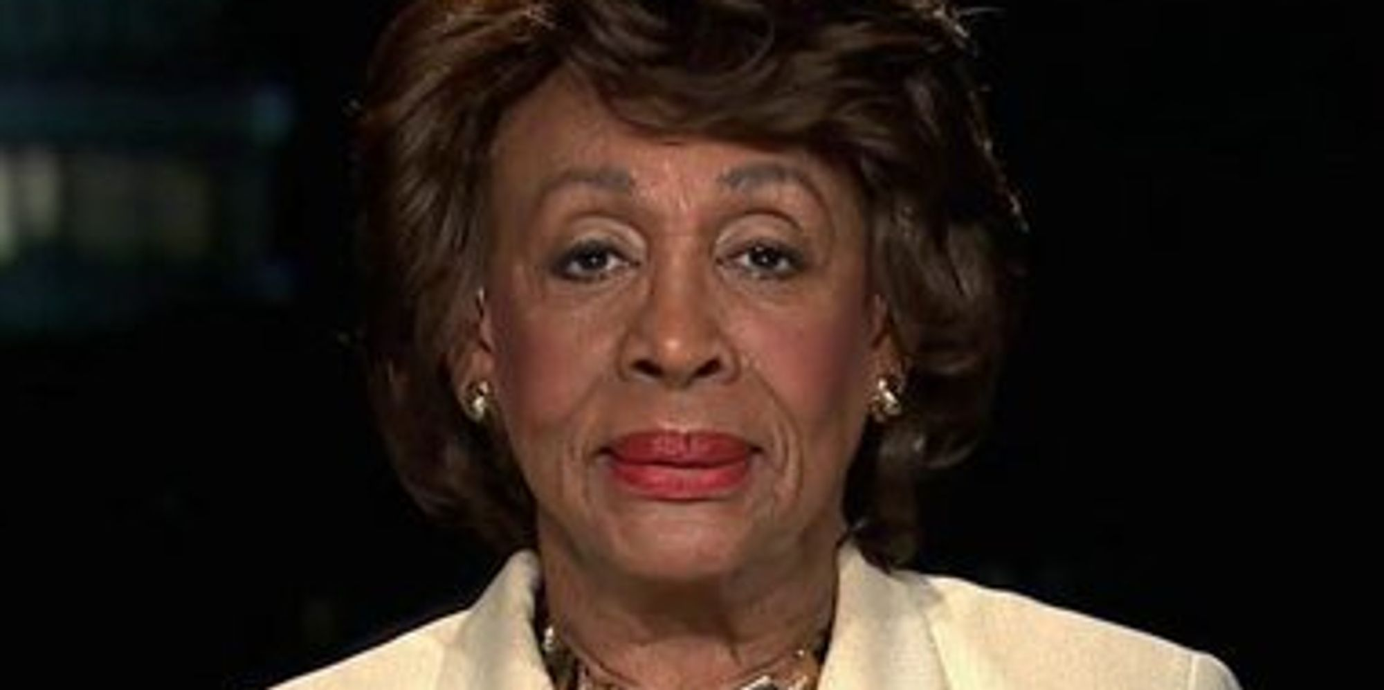 Maxine Waters To Bill O'Reilly: 'I'm A Strong Black Woman, And I Cannot Be Intimidated'