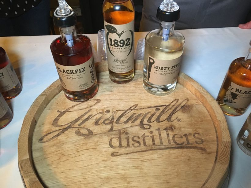 Delighting in the spirit of Gristmill Distillers
