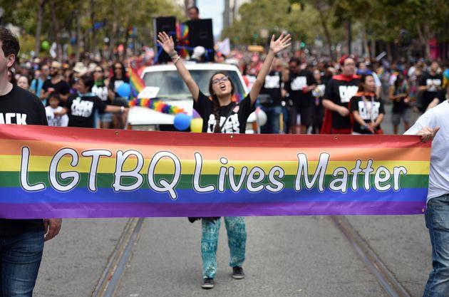 The U.S. Won't Tally LGBT People In 2020