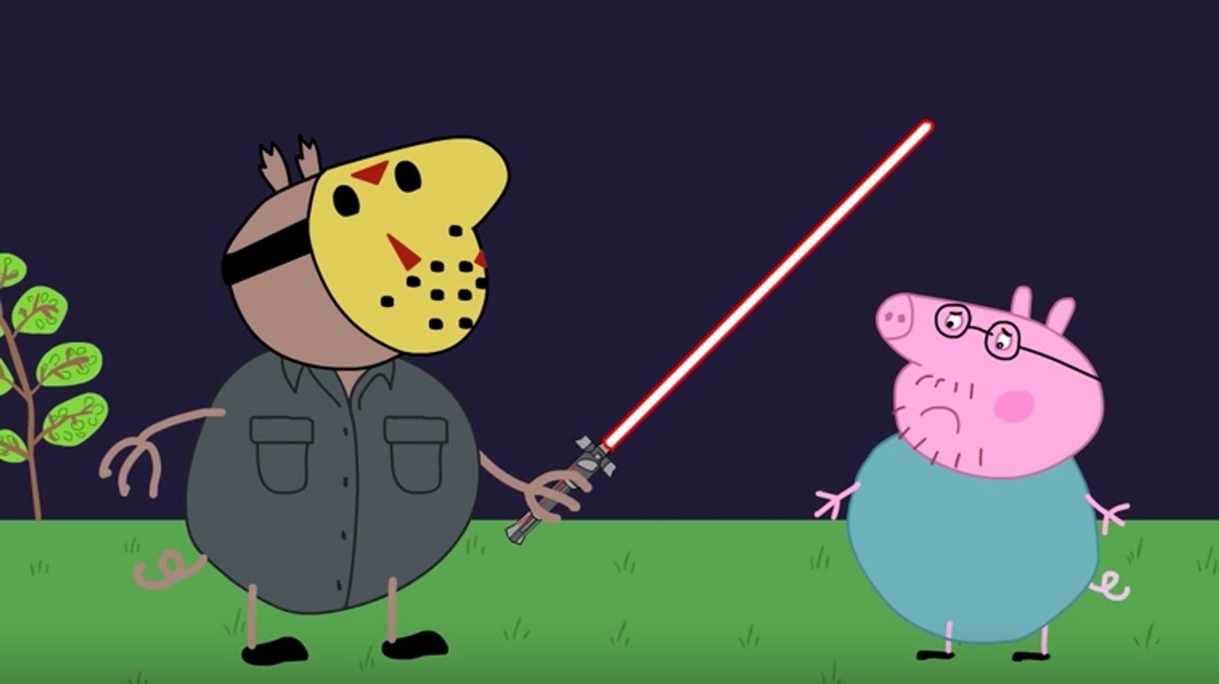 Peppa Pig Spoof Warning To Parents After Risk Of Kids Being Tricked