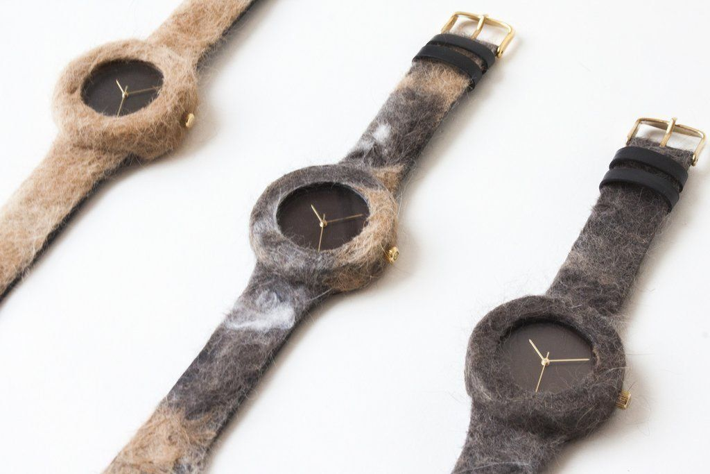 It Is Possible To Get A Watch Made Out Of Your Pet's