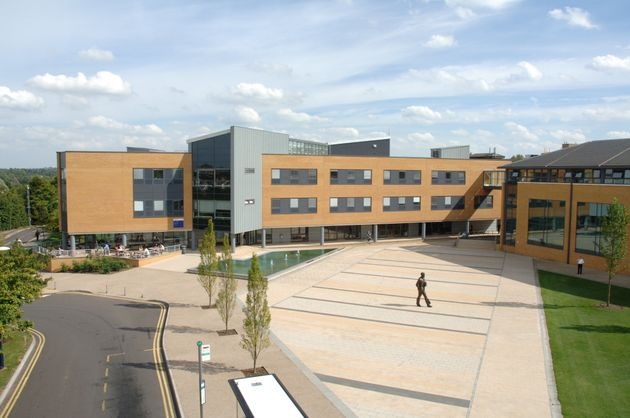 Bosses at Surrey University say they are 'saddened' by the