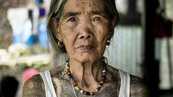 This 100-Year-Old Female Tattoo Artist Is Cool