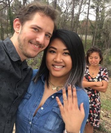 Guy Gets So Many Likes On His Engagement Photo He 'Proposes' To Six More