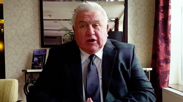 Fergus Wilson appeared unrepentant in a video interview following his comments about 'coloured' tenants...