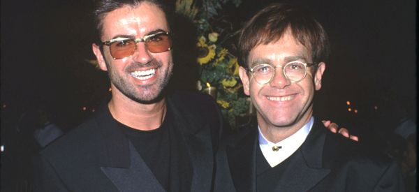 Elton John Left 'Very Upset' Following Fall Out With George Michael Over Drug Use