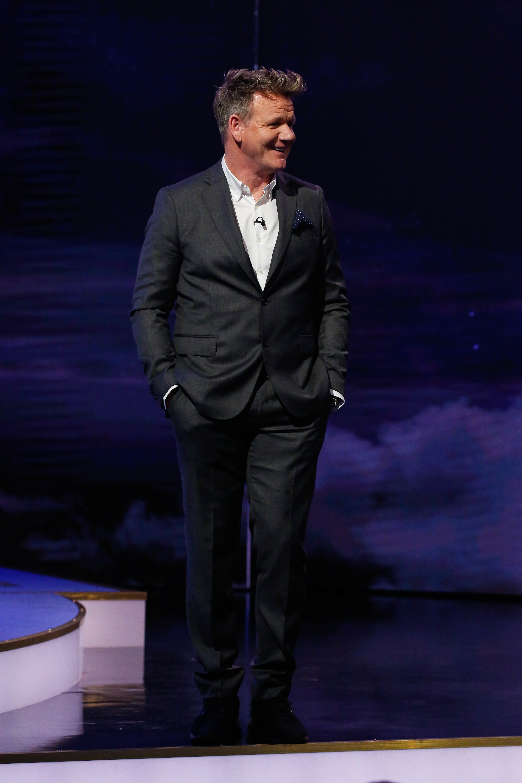 Gordon Ramsay Blames Jamie Oliver For 'Nightly Show' Gaffe In Comedy