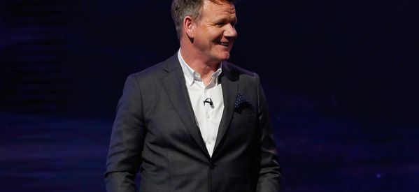 Gordon Ramsay Blames Jamie Oliver For 'Nightly Show' Gaffe In Comedy Monologue