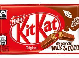 New KitKats With Less Sugar To Hit Supermarket Shelves Next Week