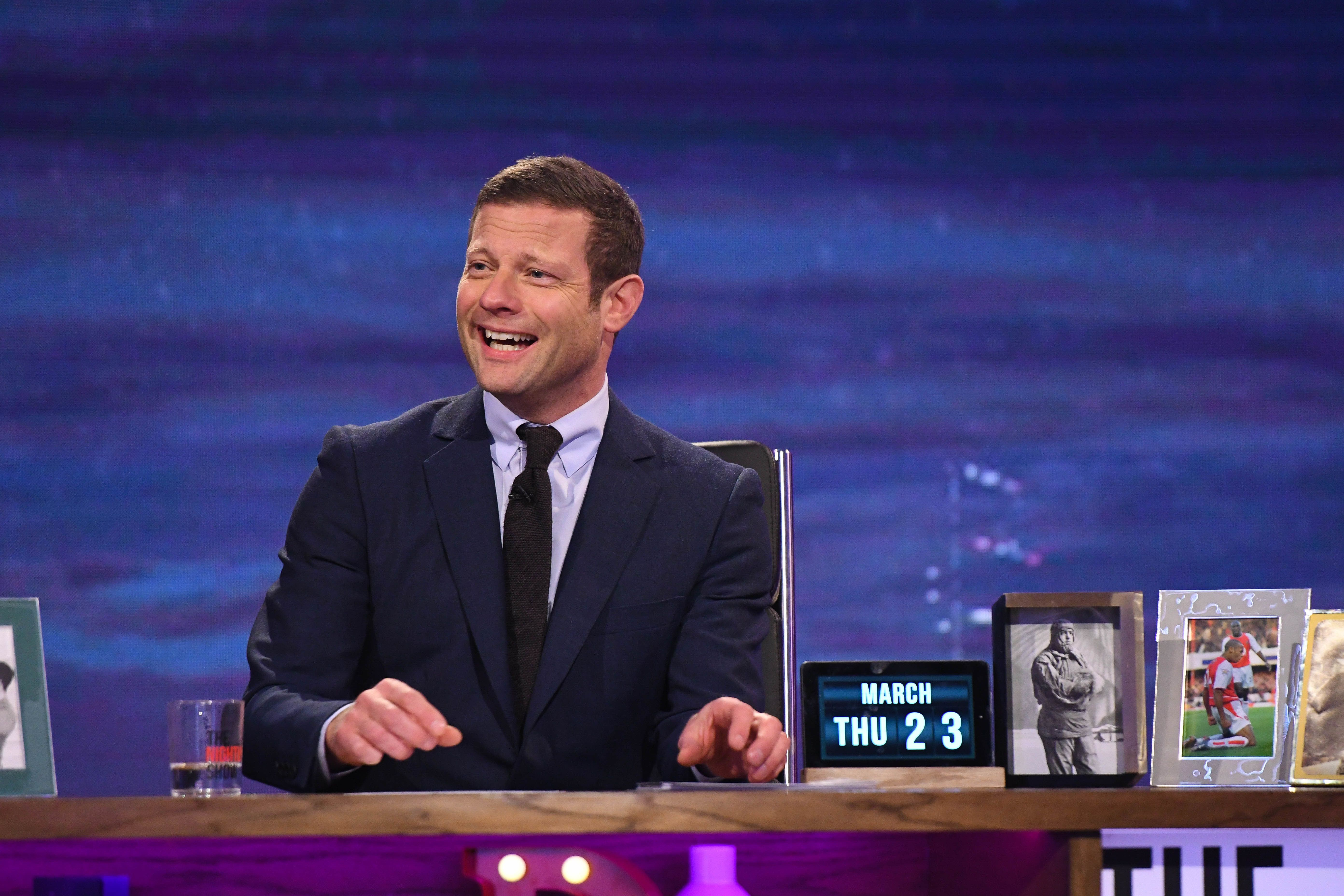 Dermot O'Leary Drafted In For Second 'Nightly Show' Stint, Amid Ratings