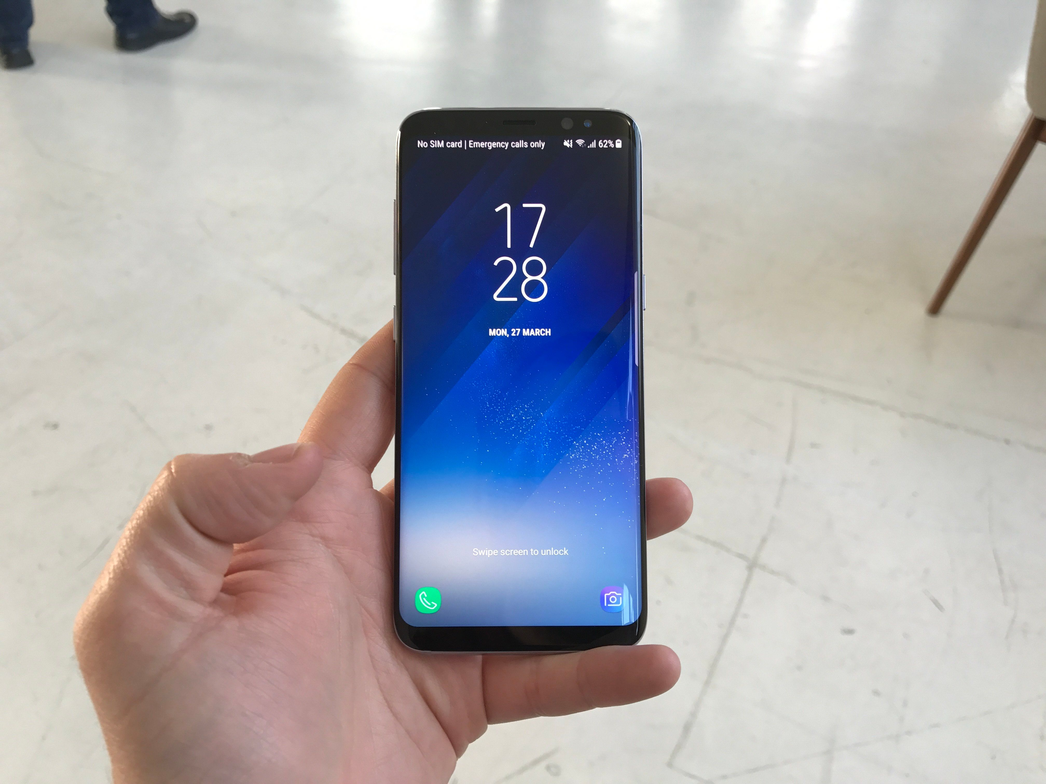 Samsung's Galaxy S8 Is Finally Here And It Looks