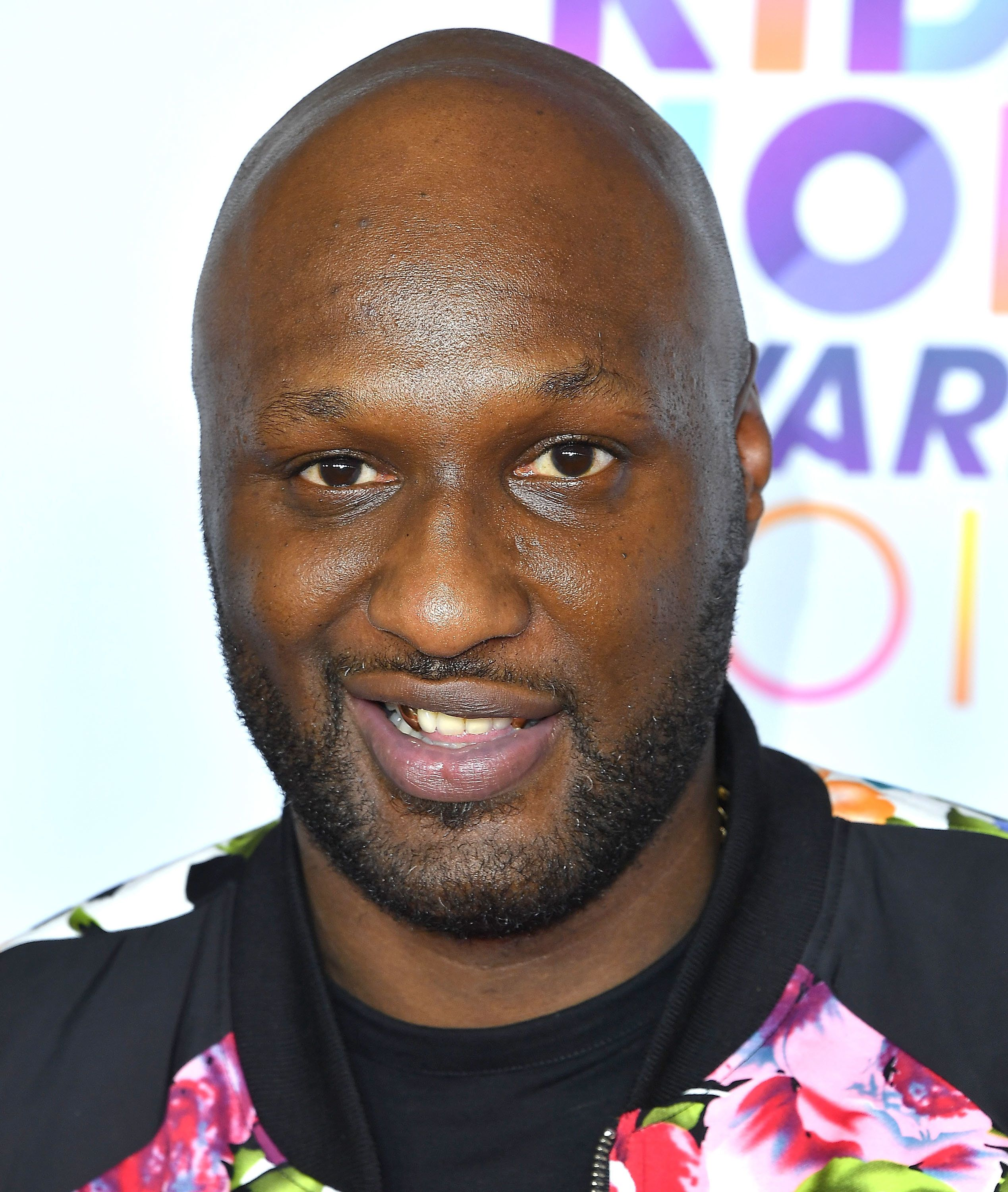 LOS ANGELES, CA - MARCH 11:  Lamar Odom arrives at the Nickelodeon's 2017 Kids' Choice Awards at USC Galen Center on March 11, 2017 in Los Angeles, California.  (Photo by Steve Granitz/WireImage)