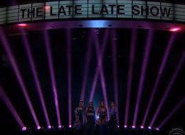 Little Mix Totally Smashed Their 'Late Late Show' Performance