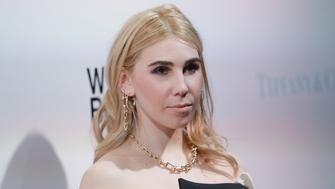 NEW YORK, NY - MARCH 15:  Zosia Mamet  attends 2017 Whitney Biennial presented by Tiffany & Co at The Whitney Museum of American Art on March 15, 2017 in New York City.  (Photo by John Lamparski/WireImage)