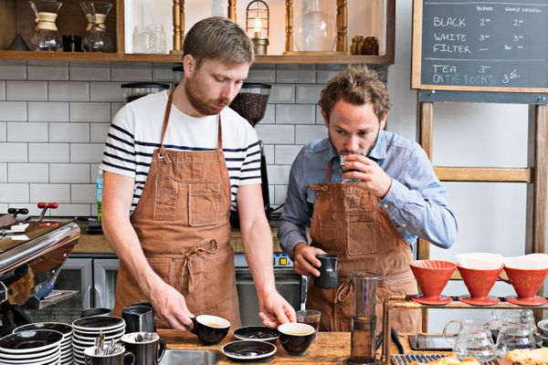 Some say the Dutch love coffee almost as much as the British love tea. The Netherlands comes third on the list of nations tha