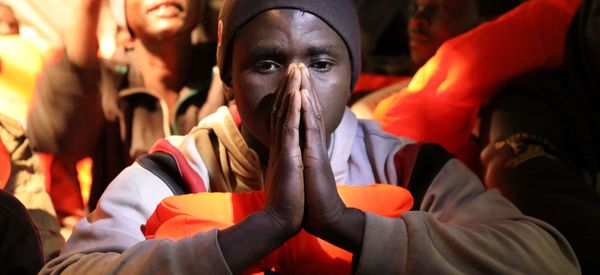 Teen Boy Is Only Survivor Of Shipwreck That Killed 146 Migrants