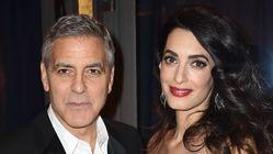George Clooney desvela los nombres que Amal ha vetado para sus