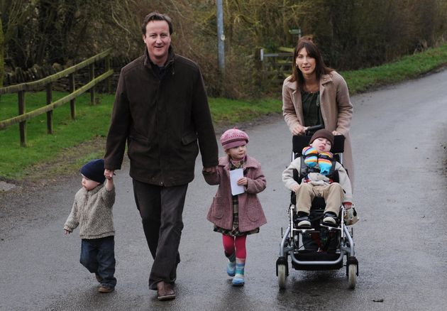 David Cameron'soldest son, Ivan, died in 2009 at the age of