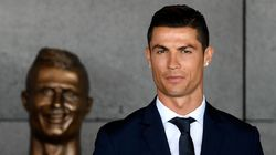 People Are Deeply Disturbed By This Hideous Statue Of Cristiano