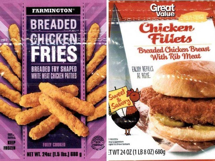 Photos curtesy of the USDA.