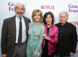 'Grace And Frankie' Totally Nails What It Means To Be Getting Older