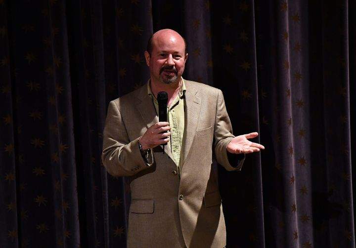 Climate scientist Michael Mann attends an event in New York City in 2016.