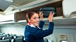 Flight Attendants Reveal What's Really In Their Carry-On